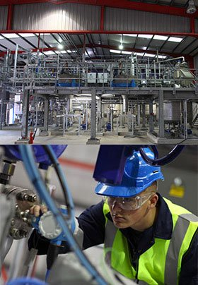 Studley M & E completes state of the art recycling plant