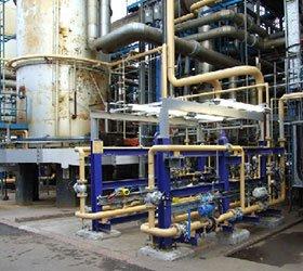 Gas conversion project in Ellesmere Port complete