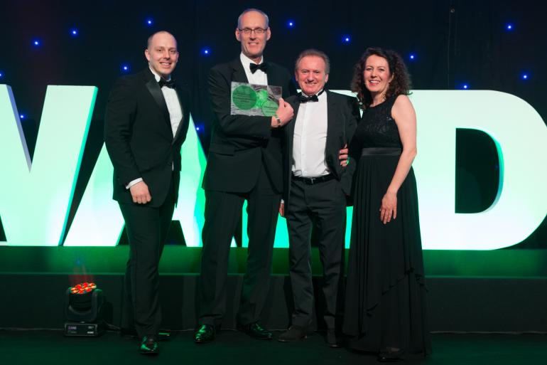 Studley Proud Winners of the Chemical Northwest Awards 2016